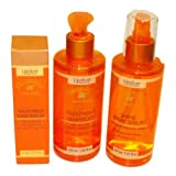 3 Item Set Obliphica Healing Treatment Shampoo 525mL, Hair Serum 65mL & Shine Hair Spray 225mL 525mLMicaBeauty Glisten hair Charm clear Stone