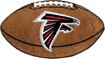 Fan Mats Atlanta Falcons Football Mat