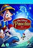 Pinocchio [2 Disc Platinum Edition] [DVD]
