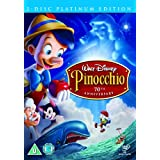 Pinocchio [2 Disc Platinum Edition] [DVD]by Mel Blanc