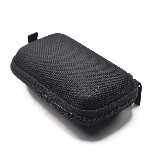 glcon-black-rectangle-shaped-portable-protection-hard-eva-case-mesh-inner-pocket-zipper-enclosure-an