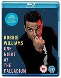 Robbie Williams - One Night at the Palladium [Blu-ray] [Region Free]