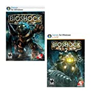 Post image for Bioshock 1 + 2 (PC – Steam) für 4€