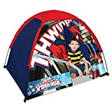 Marvel Spiderman 4ftx3ft T-door Tent with Floor, Spiderman 636533115852