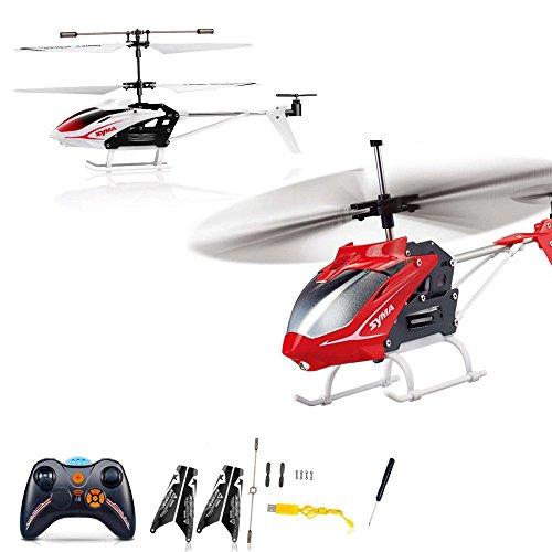35-Kanal-RC-ferngesteuerter-Hubschrauber-mit-CRASH-KIT-Modellbau-Helikopter-mit-Gyro-Technik-Ready-to-Fly-Komplett-Set