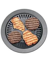 Chefmaster Smokeless Indoor Stovetop Barbeque Grill by Chef-Master