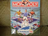 MONOPOLY WORLD CUP FRANCE 98 EDITION BIG BOX PC CD ROM