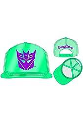 Transformers Decepticons Trucker Hat