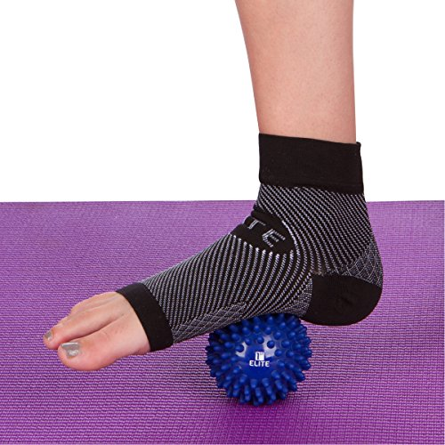 socks 1 spikey 1 lacrosse ball black medium sleeves w balls item sku ...