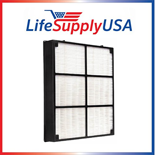 Replacement HEPA Filter to fit Hamilton Beach 04912 TrueAir Air Purifier Models 04160, 04161, 04150 By Vacuum Savings