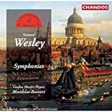Contemporaries Of Mozart - Samuel Sebastian Wesley (Sinfonien)von &#34;Matthias Bamert&#34;