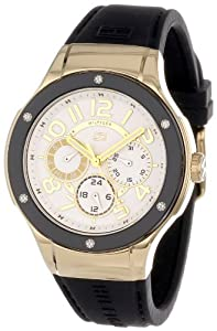 Tommy Hilfiger Women's 1781313 Sport Lux Multi-Eye Crystals on Bezel Watch