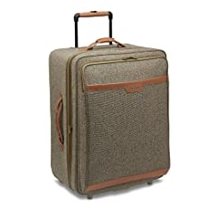 Hartmann Tweed Expandable Upright Mobile Traveler