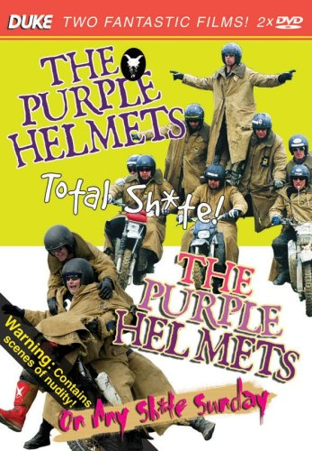 The Complete Purple Helmets (2 DVD Set)