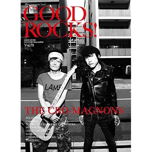 GOOD ROCKS!(グッド・ロックス) Vol.79