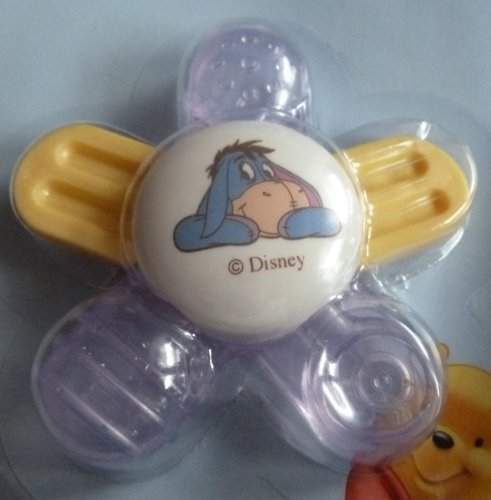 Disney Baby Water Filled Star Shaped Teether - Varied Colors - 1
