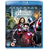 Marvel's Avengers Assemble [Blu-ray] [Region Free]by Robert Downey Jr.