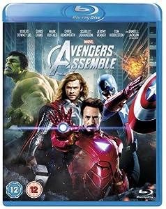 Marvel's Avengers Assemble [Blu-ray] [Region Free]
