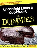 img - for Chocolate Lover's Cookbook For Dummies book / textbook / text book
