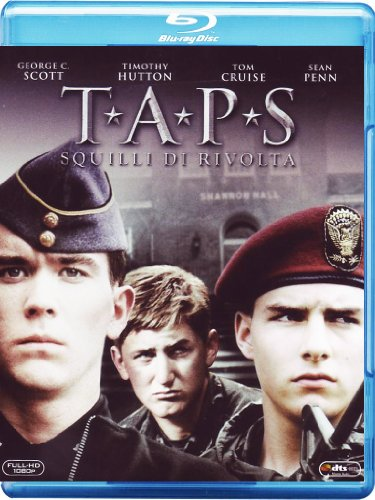 TAPS - Squilli di rivolta [Blu-ray] [IT Import]