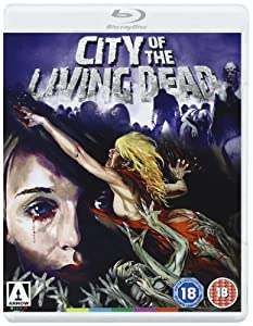 City of the Living Dead  UK Special Edition [Blu-ray] [Import anglais]