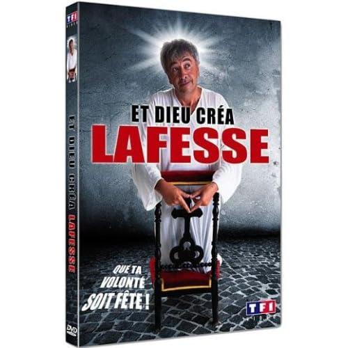 Jean-Yves Lafesse : Et Dieu créa Lafesse [DVD-R] [PAL] [FS]