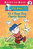 It's a Home Run, Charlie Brown! (Peanuts Ready-To-Read: Level 2)
