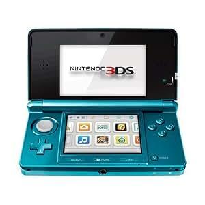 Console Nintendo 3DS - bleu lagon