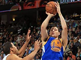 Klay Thompson Fabric Cloth Rolled Wall Poster Print -- Size: (24 x 13) by NewBrightBase