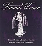 img - for Living Biographies of Famous Women book / textbook / text book