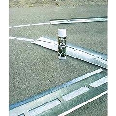 Goalsetter Reusable Steel Basketball Court Marking Stencil Kit by Goalsetter