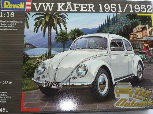 VW VOLKSWAGEN KÄFER 1951-1952 COUPE WEISS 07461