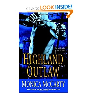 Highland Outlaw - Monica McCarty