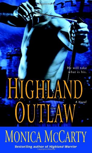 Image of Highland Outlaw: A Novel (Campbell Trilogy)