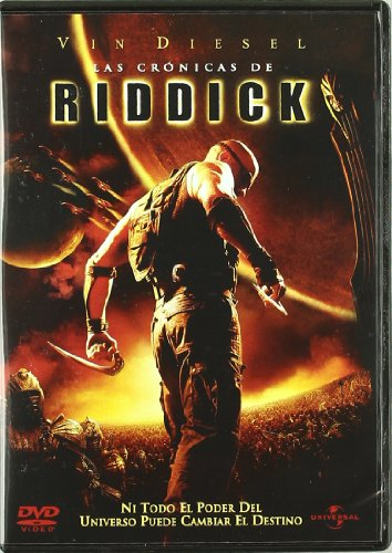 Las crónicas de Riddick (The chronicles of Riddick) [DVD]