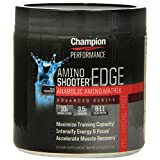 Champion Performance Amino Shooter Edge, Trial Size, 3.42 Ounce