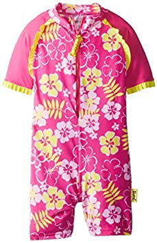 Baby Banz Little Girls One Piece Swimsuit