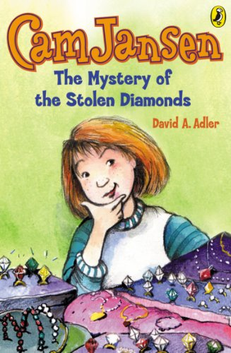 Cam Jansen: The Mystery of the Stolen Diamonds #1: The Mystery of the Stolen Diamonds #1