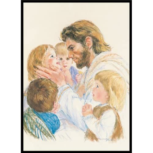 Amazon.com : Jesus and the Little Children By Frances Hook : Nursery