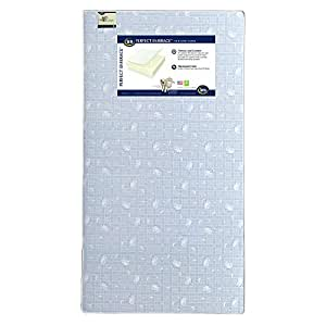 Amazon Serta Perfect Embrace crib mattress Cell