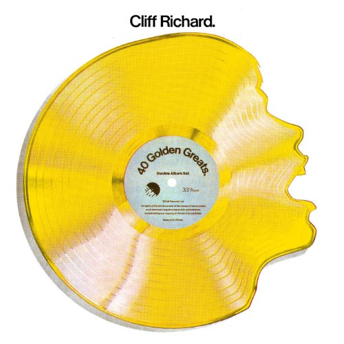 Cliff Richard - 40 Golden Greats (CD1) - Zortam Music