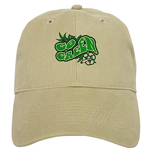 Royal-Lion-Cap-Hat-Marijuana-Go-Green-420-Dispensary-Khaki