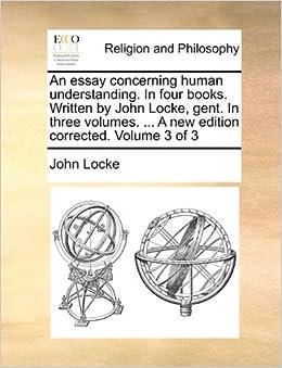 John Locke Human Understanding