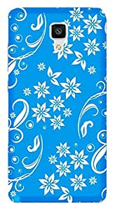 TrilMil Printed Designer Mobile Case Back Cover For XIAOMI MI 4 MI4