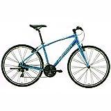 メリダ(MERIDA) クロスバイク CROSSWAY BREEZE TFS 100-R スカイパールブルー 46サイズ