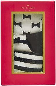 kate spade york Baby Girls' 3 Pack Sock Set (Baby)
