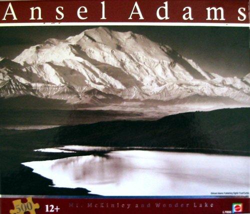 Ansel Adams Mt. McKinley & Wonder Lake Puzzle Case Pack 12 - 1