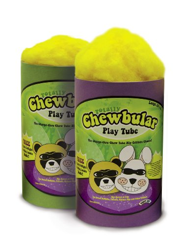 Super Pet Guinea Pig Chewbular Large Play Tube, Colors Vary
