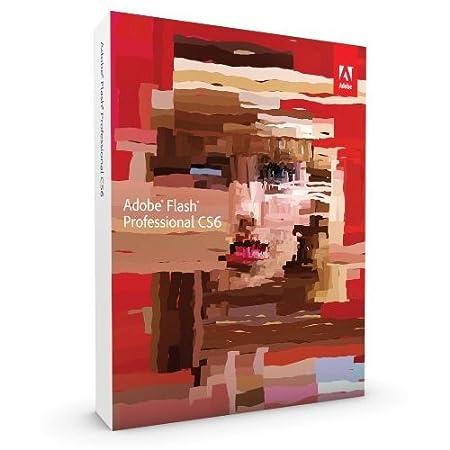 Adobe Flash Pro CS6 - Mise à jour depuis CS3, CS4 et CS5 [PC]