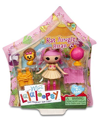 Mini Lalaloopsy Doll - Kat Jungle Roar - 1